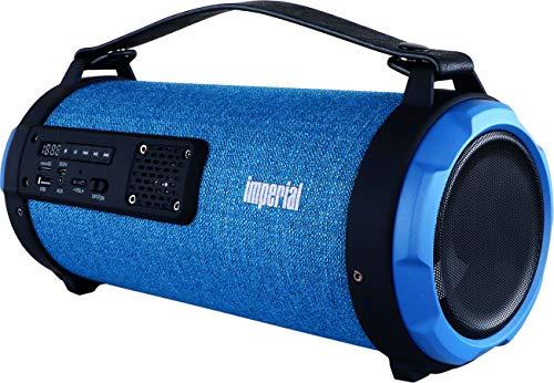 Imperial Beatsan 3 - Altavoz portátil Bluetooth con Radio (Bluetooth 4.2, FM,...