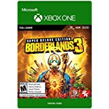 Borderlands 3: Super Deluxe Edition - [Xbox One...