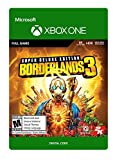 Borderlands 3: Super Deluxe Edition - [Xbox One Digital Code]