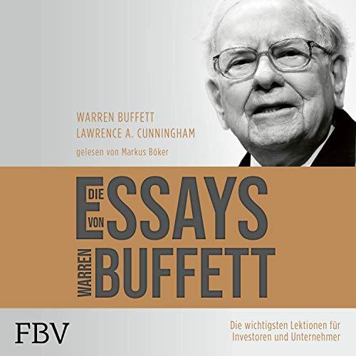 Die Essays von Warren Buffett cover art