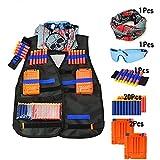 Nerf Kids Tactical Weste Kit für Nerf Gun...