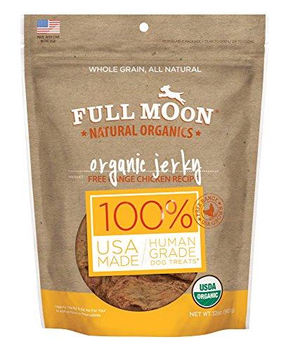Full Moon Natural Organics Dog Treats