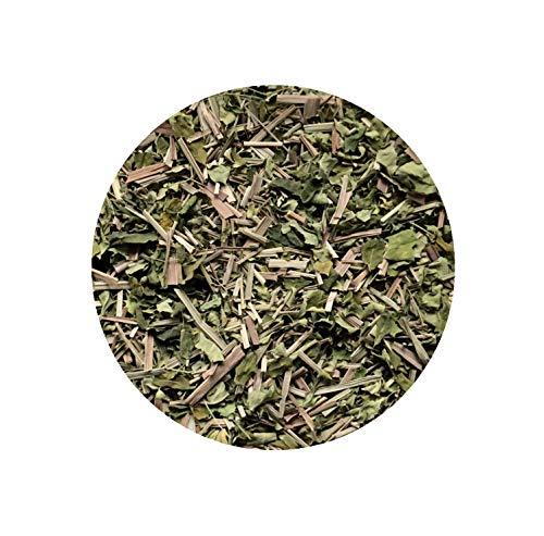 Moringa Blätter & Zitronengras aus Togo - Bio Kräuter-Mischung lose - Kräutertee-Mischung Moringablätter & Lemongras - Teemischung Genuss pur