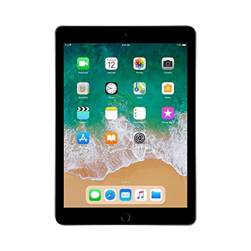 (Refurbished) Apple iPad (5th Generation) Wi-Fi, 128GB – Space Gray