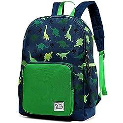 top 10 backpack for kindergarten Boys'backpacks, VASCHY Nice lightweight waterproof preschool backpacks for boys and girls …
