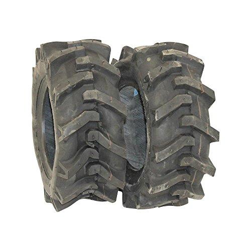 2 Reifen 16x6.5-8 TL schlauchlos Stollenreifen Rasentraktor neu