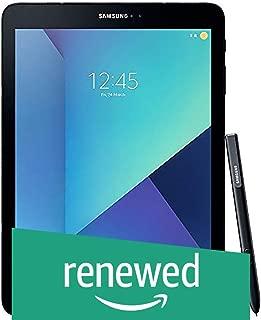 (Renewed) Samsung Galaxy Tab S3 SM-T825 Tablet (9.7 inch, 32GB, Wi-Fi + 4G LTE + Voice Calling), Black