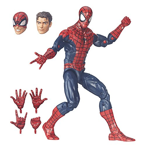 Marvel - Spider-man legends figura, 30 cm (Hasbro B7450EU4)