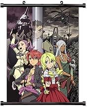 Tenchi Muyo! War on Geminar Anime Fabric Wall Scroll Poster (16x22) Inches. [WP] Tenchi War-1