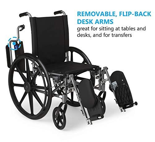 Medline Lightweight Wheelchair