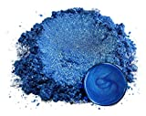"""Mica Powder Pigment """"Ocean Blue"""" (50g) Multipurpose DIY Arts and Crafts Additive 