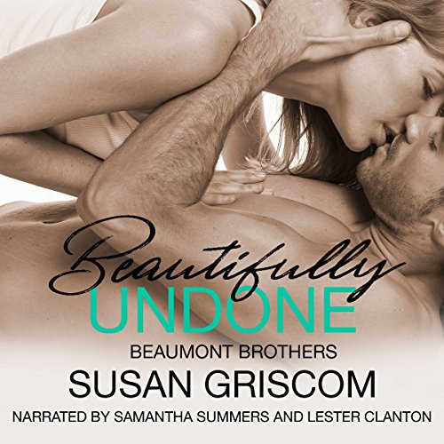Beautifully Undone audiobook cover art