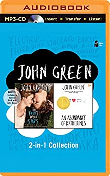 MP3 CD John Green – The Fault in Our Stars and An Abundance of Katherines (2-in-1 Collection) Book