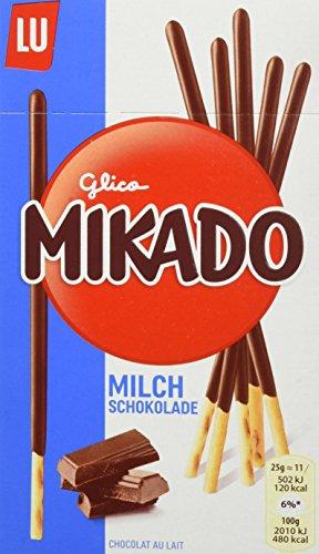 Mikado -   Milchschokolade, 75