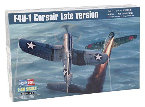 Hobby Boss 80382 – Modèle Kit 1 de F4U Corsair Late Version