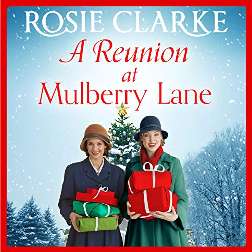 A Reunion at Mulberry Lane  By  cover art
