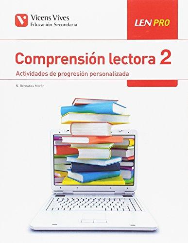 LEN PRO. Comprensión Lectora 2. Actividades de Progresión