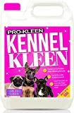 Pro-Kleen Kennel Disinfectant, Cleaner, Sanitiser & Deodoriser (Bubblegum Fragrance) - 5L Pack - Tested according to DVG (German Veterinary Medical Society) Tested according to European Norms (EN): EN1040, EN1276, EN1650, EN1656 (Veterinary), EN1657 (Veterinary), EN14561, EN13727