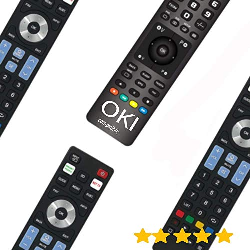 MD MANDOS. Mando A Distancia TELEVISIÓN Oki - Mando TELEVISOR Oki Mando A Distancia para Oki -Modelo 1