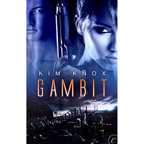 Gambit audiobook cover art
