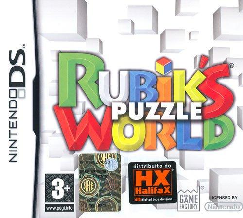 Rubik's Puzzle World