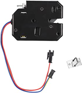afetyキャビネットロック、こじりに強い簡単なインストール電気キャビネットロック、ホームアパート用レターボックスオフィスロッカーメーターボックス自動販売機