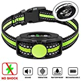 Best Anti Bark Collars - Bark Collar No Shock Bark Collar Rechargeable Bark Review