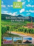 Géobook - Balades insolites en France