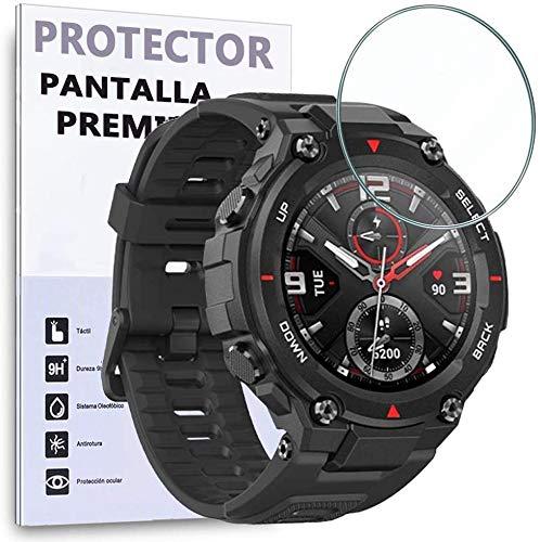 Protector de Pantalla para XIAOMI AMAZFIT T-REX, Protección Premium (Pack 6x)