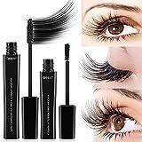DDK 4D Silk Fiber Lash Mascara, Mascara Cream Makeup Lash, Natural...