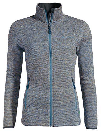 VAUDE Damen Women's Rienza Jacket II Jacke, Steelblue, 40