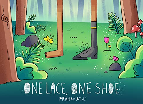 One Lace, One Shoe (English Edition)