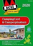 ACSI campingcard & camperplaatsen 2020: set 2 delen (ACSI Campinggids)