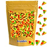 Pizza Slices Gummi Candy with Toppings, Delicious Assorted Colors & Fruit Flavors Gummies (Half-Pound)