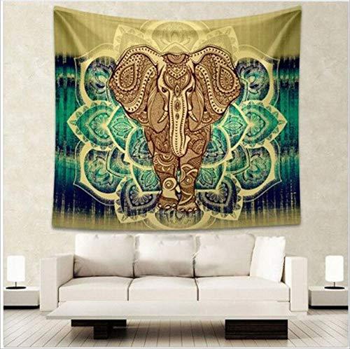 WERT Tapiz de Nebulosa Brillante Tapiz de Pared Tapiz estético decoración Boho decoración del hogar Tela de Fondo A7 180x200cm