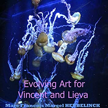 Evolving Art for Vincent and Lieva