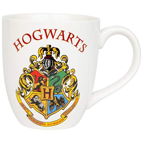 Harry Potter Hogwarts - Taza con texto en inglés
