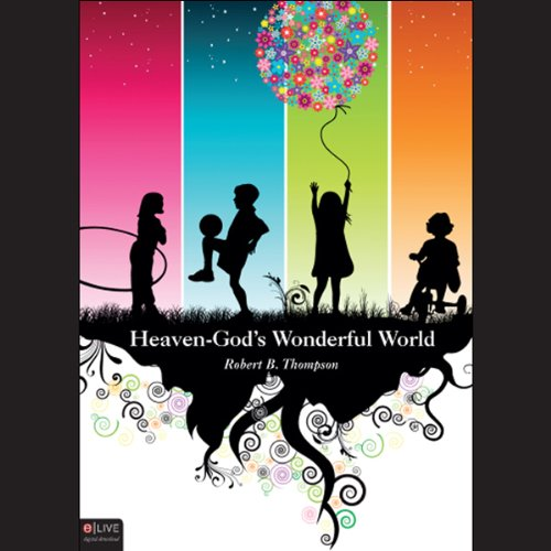 Heaven - God's Wonderful World audiobook cover art