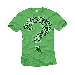 MAKAYA Camisetas Hombre Originales