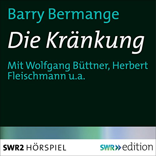 Die Kränkung audiobook cover art