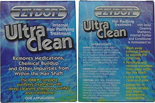 Ultra Clean Shampoo + 3 Pack