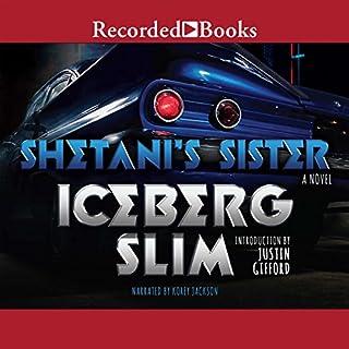 Shetani's Sister cover art