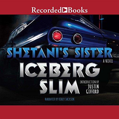 Shetani's Sister audiobook cover art