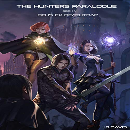 The Hunters Paralogue cover art