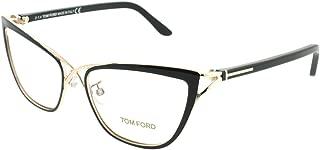 TF5272 Butterfly Metal Eyeglasses FT5272