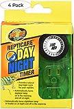 Zoo Med Laboratories SZMLT10 Repti Day Night Timer (Four Расk)