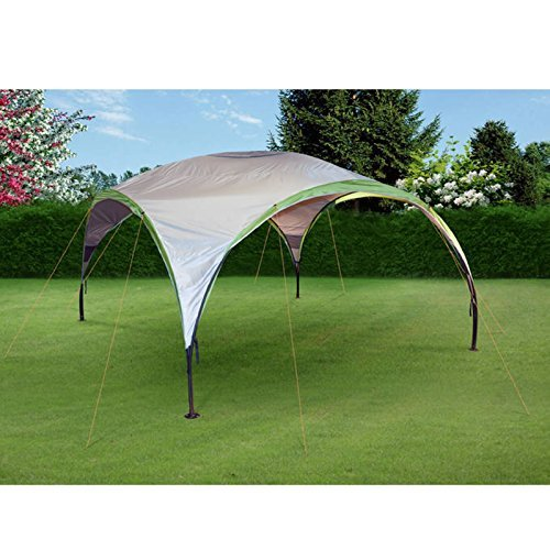 Redcliffs Garden Party Festival Outdoor Gazebo Tent Canopy Sun Shade Cover Shelter