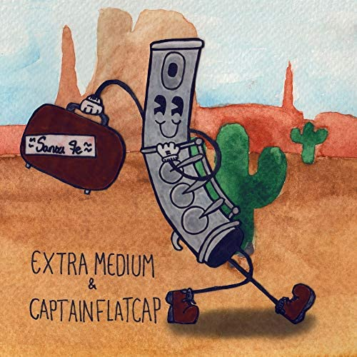 Extra Medium & Captain Flatcap