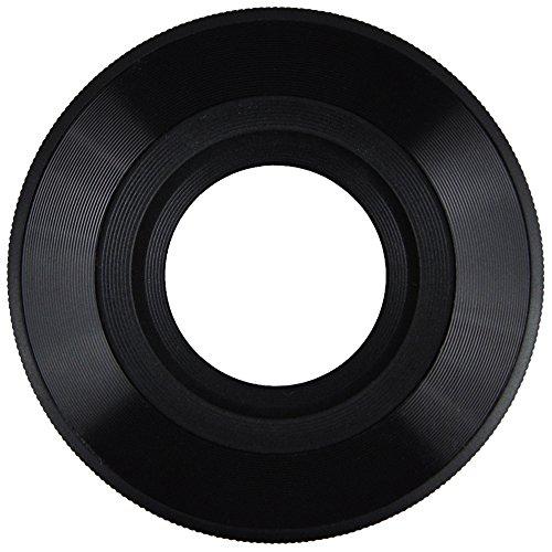 JJC 14-42 mm Z-O Auto Lens Cap voor Olympus M.ZUIKO Digitale ED Camera - Zwart