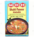 MDH - Shahi Paneer Masala - Especias para curri indio de queso - 100 g